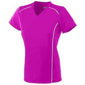 Winning Streak Ladies Jersey Augusta 1092