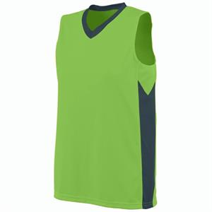 Block Out Ladies Jersey Augusta 1714