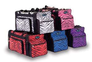 B200-AP Pizzazz Zebra Bag