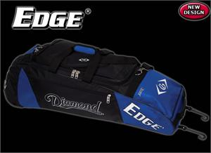 Edge Ultra Lightweight Rolling Bat Bag