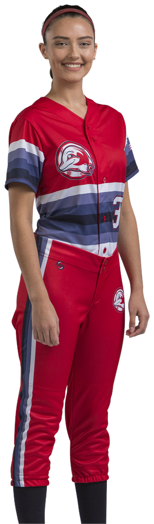 Sweetspot Women's Sublimated Softball Jersey Teamwork ProSphere
