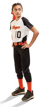Pull-Up Baseball Pant with Loops Adult Augusta 1485