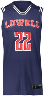Retro Adult Basketball Jersey Holloway 224076