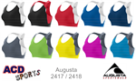 All Sport Sports Bra Ladies Augusta 2417