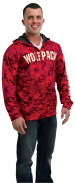 Camo Sublimated Hoodie Teamwork Proshere