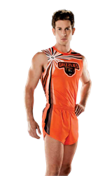 Teamwork ProSphere Track Uniform - Heat