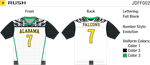 Rush Flag Football Jersey Alleson Athletic