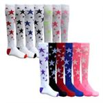 Stars Socks by Red Lion 7687 7688