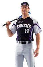 Showstopper Sublimated Baseball Jersey Teamwork ProShere