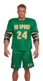 Thunder Sublimated Lacrosse Jersey Teamwork ProSphere