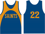 Track and Cross Country Lettering