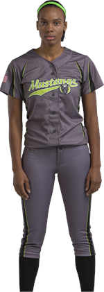 Warrior Women's Sublimated Softball Jersey Teamwork ProSphere